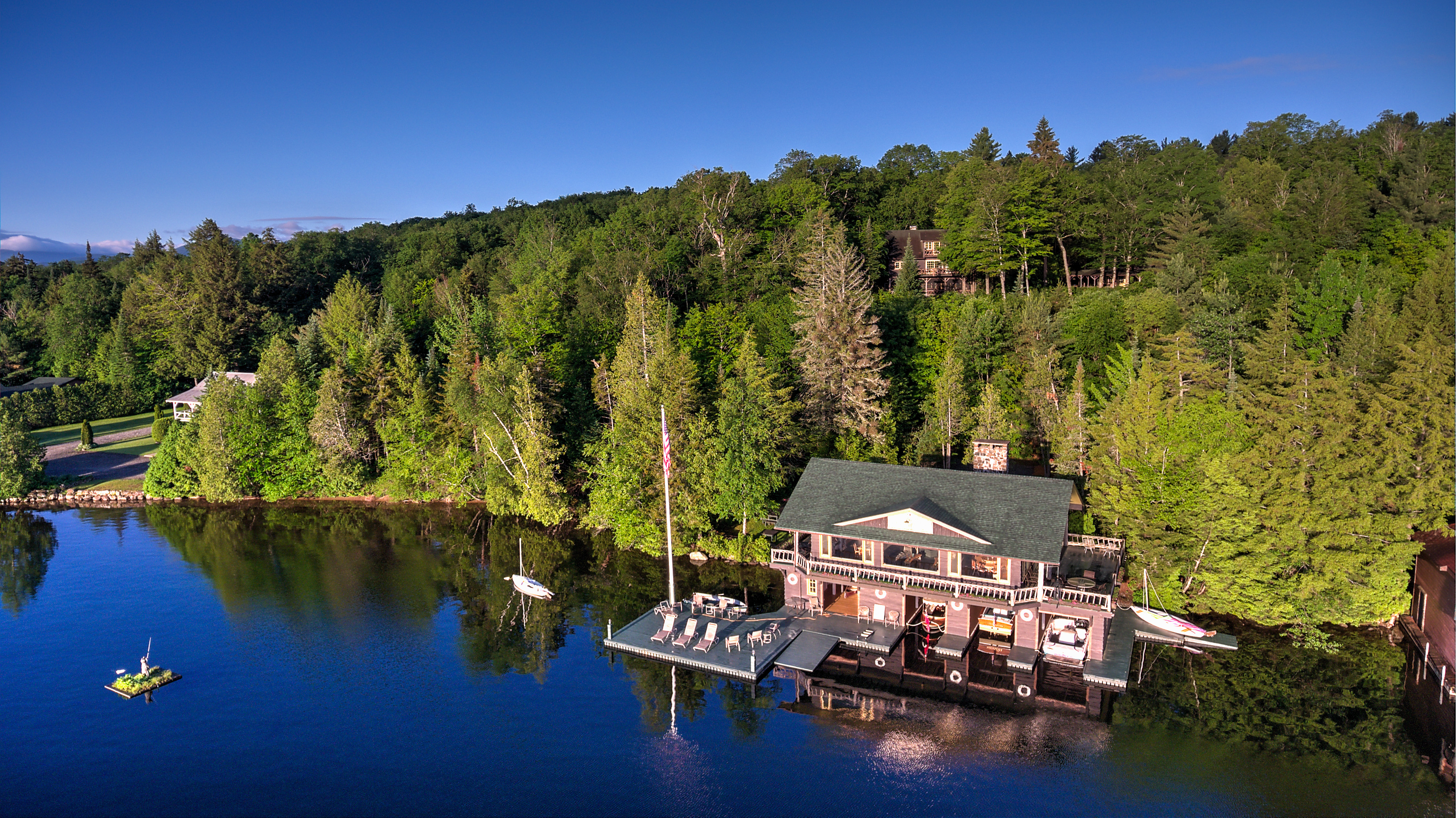 tag waterfront sale cabins oswego lake for moving img homes to