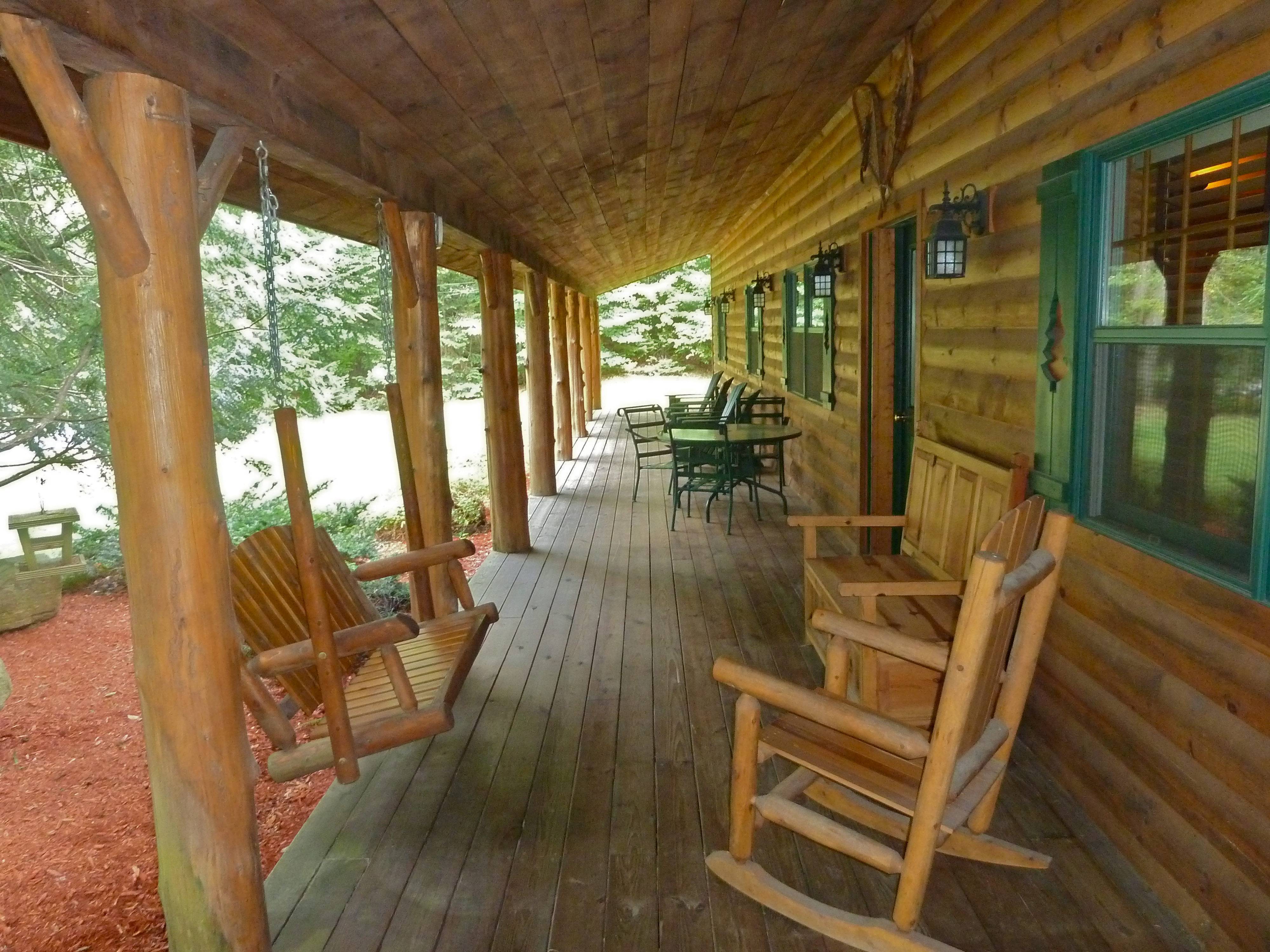 vacation cabins placid rentals main loj lake little