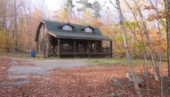 Welcome to Adirondack Log Home!