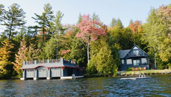 Buck Island Camp Lake Placid - Lake Placid, NY