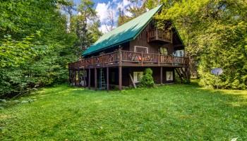 The West Valley House - Lake Palcid, NY