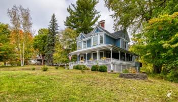 Cowan Cottage - Saranac Lake, NY