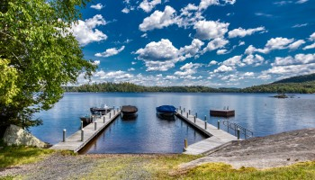Deeded Beach/Dock Access on Upper SL