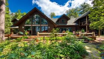 Butterfly Camp - Tupper Lake, NY