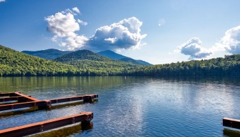 Echo Bay Loj on Lake Placid - Lake Placid, NY