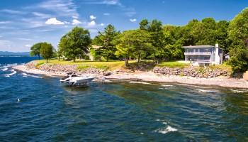 Lighthouse Cove on Lake Champlain - Plattsburgh, NY