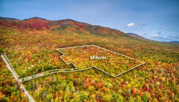 34 Acres on Whiteface Memorial Highway - Wilmington, NY