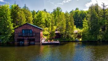 Paradise on Lake Titus  - Malone, NY