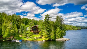 Lakeside Bliss - Saranac Lake, NY