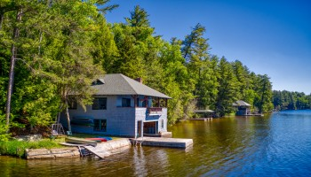 Heron's Landing Boathouse