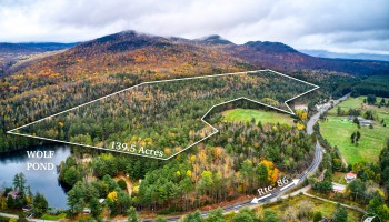 Large Private Land Holding - , NY