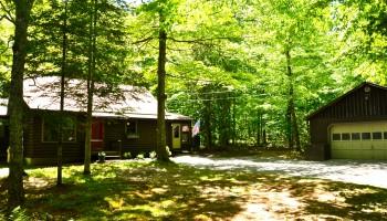 Hoel Pond Road - Saranac Lake, NY