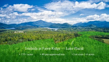 Trailside at Fawn Ridge - Lake Placid, NY