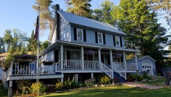 The Blue House - Lake Placid, NY