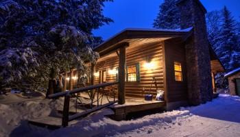 Adirondack Lake Cabin - Lake Placid, NY