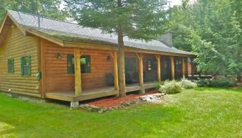 Adirondack Lake Cabin Lake Placid