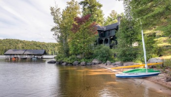 Camp Watch Rock Point - Long Lake, NY