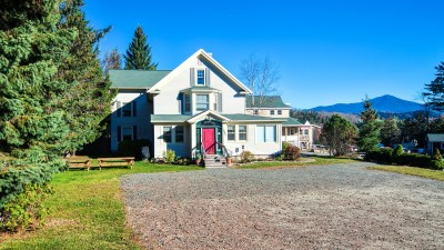 Sterling Manor in Lake Placid, NY. Vacation rental house for sale