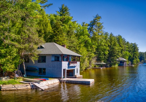 Heron's Landing Boathouse