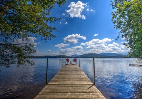 Lake Access- Upper Saranac Lake - , NY