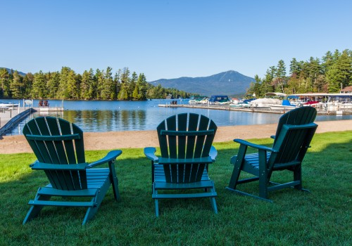 Water's Edge Condominium Unit 1 - Lake Placid, NY