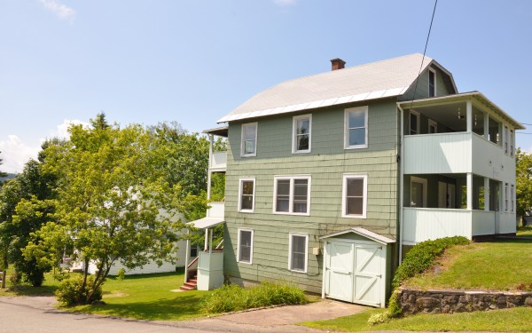 Own a great investment property in the heart of Lake Placid, NY