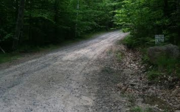 Quaker Mtn. Rd. - property on right