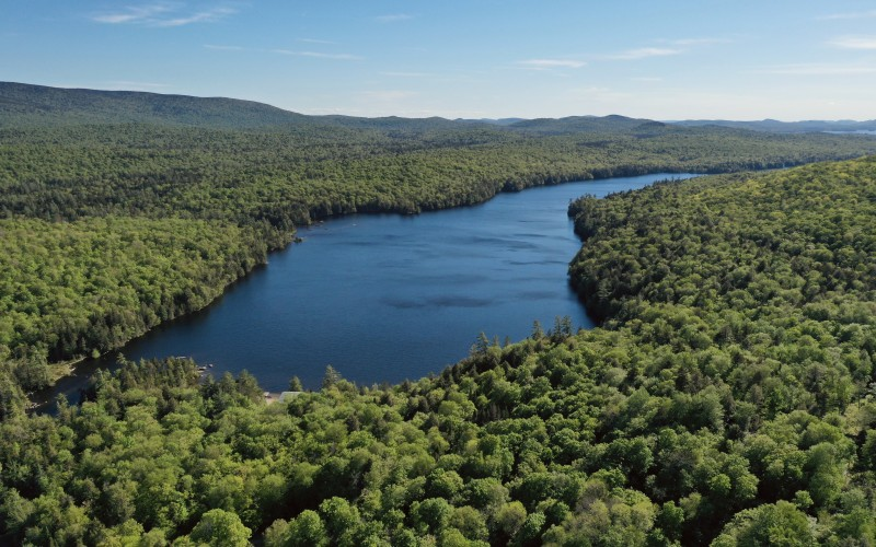 Central Adirondack Waterfront Real Estate