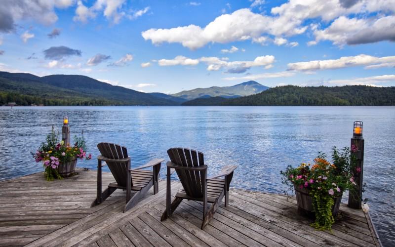 Lake Placid Waterfront Real Estate