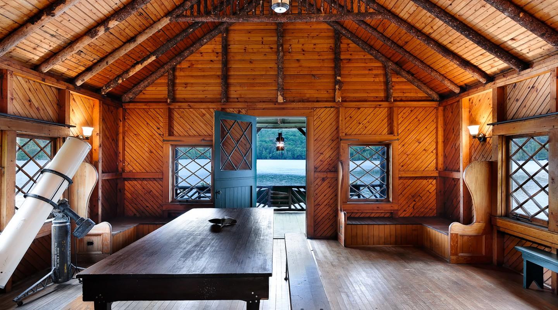 Camp Solitude Merrill L Thomas Inc Real Estate