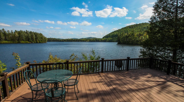 Loon Lake Retreat Merrill L Thomas Inc Real Estate