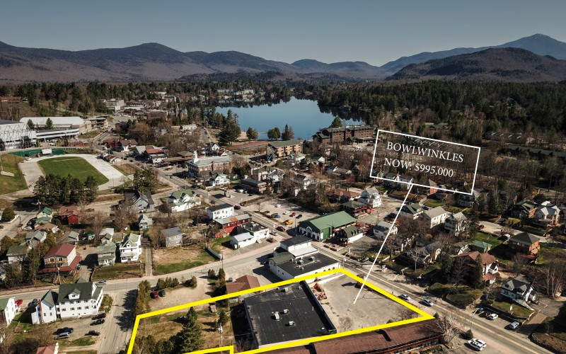 Great proximity to the center of Lake Placid, NY