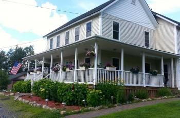 Lake Colby Road Farmhouse - Saranac Lake, NY