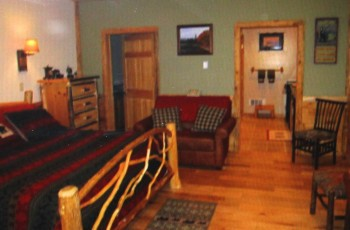 LAKE PLACID LUXURY SUITE at the Whiteface Club