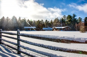 White Sled Ranch - Lake Placid, NY
