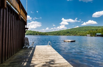Adirondack Waterfront Properties for Sale | Merrill L