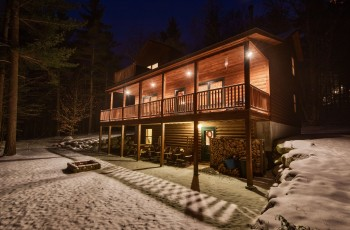 Cozy Ski Cabin Close to Whiteface Mountain - Jay, NY