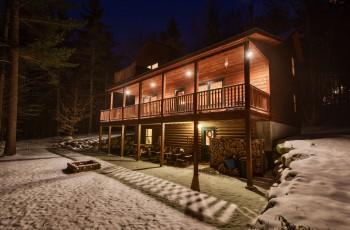 Cozy Ski Cabin Close to Whiteface Mountain - Jay, NY