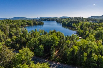 Last Lot on Mirror Lake - Lake Placid, NY