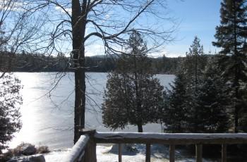 Camp Mac on McCauley Pond - Lake Clear, NY
