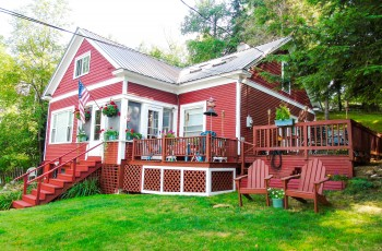 Riverside Retreat - Saranac Lake, NY