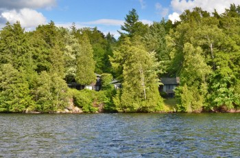 Distin Design on Kiwassa Lake - Saranac Lake, New York