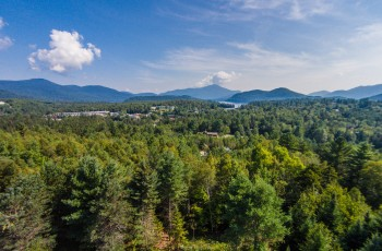 Lake Placid Mountain View Lot