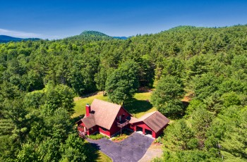 Complete Privacy on over 200 Acres in Jay!