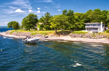 Lighthouse Cove on Lake Champlain - Plattsburgh, NY