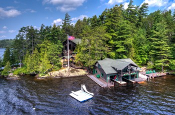 Pine Rock Camp - Upper Saranac Lake, NY