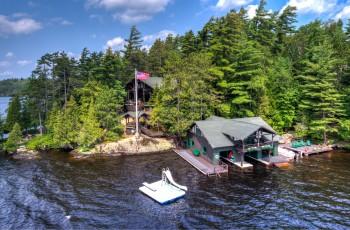 Pine Rock Camp - Upper Saranac Lake, NY