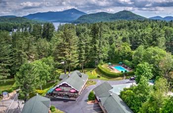 Town House Lodge - Lake Placid, New York