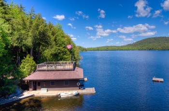 Panther Cliff Camp - Upper Saranac Lake, NY