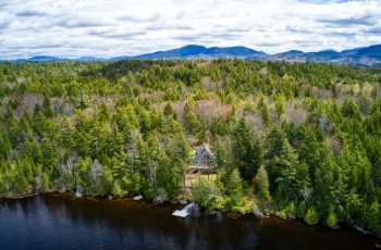 Upper Saranac Privacy - Upper Saranac Lake, NY
